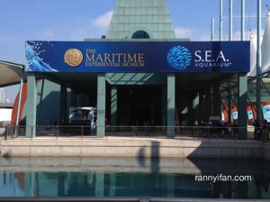 Maritime Experiental Museum & SEA Aquarium