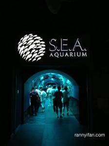 Pintu Masuk S.E.A Aquarium