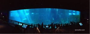 Giant Panel SEA Aquarium