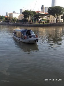Bubble Jet River Taxi